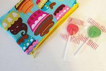 Lollipop e dolcetti / Cucito creativo