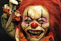Creepy Clowns / Scary Clowns