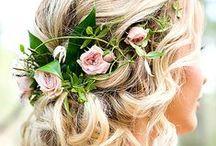 bridal beauty - hair and makeup