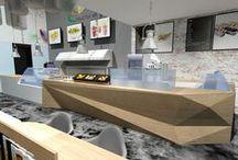 Artist Impressions / Artist Impressions gecreëerd door Custom Expo & Interior.