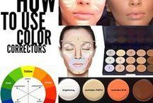 Make-up, Contouring
