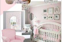 Girl Nursery Inspiration