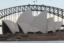 Travel - Australia & New Zealand / Travel destinations in Australia and New Zealand.  Tips for traveling in Australia and New Zealand.