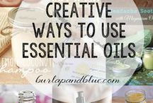 Oil Uses and Recepies
