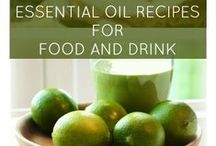 Essential Oils in Food