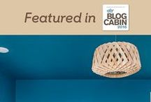 DIY Network Blog Cabin 2016 / Styled and designed by viewers and painted with colors from our Urban Outlook Color Collection, the rooms within DIY Network Blog Cabin 2016 are filled with interior ideas.