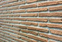 Revestimientos aspecto Ladrillo | Brick look wall claddings