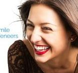 """Sacramento Dental Veneers / The solution to take your teeth from """"Ho-hum"""" to """"Hum baby"""" may very well be veneers. There are two types to consider – traditional porcelain veneers and a newer, thinner patented product called Lumineers.  Read more: http://marconidentalgroup.com/procedures/cosmetic-dentistry/veneers/"""