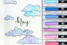 Journaling and doodling ideas