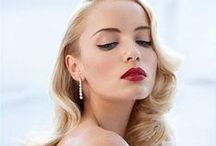Christmas Glamour / The perfect hair style inspirations for the festive season