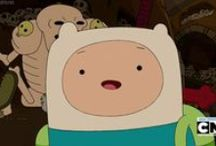 "Adventure Time ! / ""WHO DID THE THINGGGG??!!"""