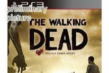 The Walking Dead / Walking Dead paraphernalia, Zombie Apocalypse stuff