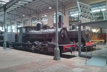 Museo del Ferrocarril de Asturias