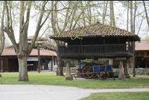 Horreos  y paneras en Asturias