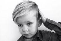 Kids Hair // Lasten hiusmalleja / Hairstyles for children