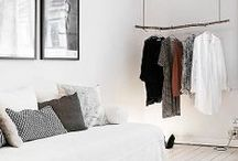 Interior Wishlist / Best of bright, modern and scandinavian furnished flats.
