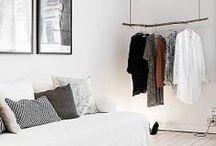 Interior Wishlist / Best of bright, modern and scandinavian furnished flats.