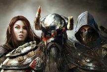 The Elder Scrolls Online / MMORPG game, Zygor Levelling Guides.