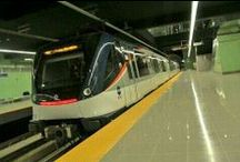Metro in Panama / Last week the President in Panama inaugurated the first subway in Central America.  www.casademontana.com