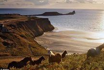 Wales Cymru / by Marianne Harries