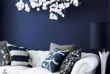 Rich Navy / Home decor to perfectly compliment our Rich Navy Switches, Outlets and Wallplates. For more Renu colors, visit Leviton.com/renu