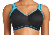 Sportswear / Whatever your sport, a great fitting sports bra is a must. Leia Lingerie's collections cater up to a K cup and offer maximum support. Our swimwear range is available up to a H cup.
