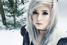leda muir. ☾ / someone i look up to // she is literally goals aff