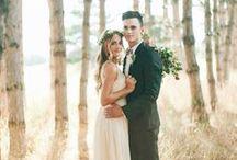 Fotografia ślubna-inspiracje/ Wedding photography (I said YES..in this Dress...)
