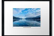 Mes cadres / My frames / Des cadres pour décorer votre environnement / Frames to embellish your surroundings