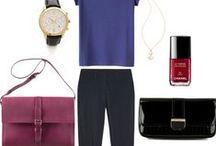 French chic / Proste rozwiązania, minimalna biżuteria, oszczędne kolory, naturalny makijaż, rozwiane włosy = french chic.