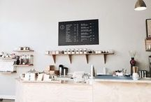 Coffee Shops / Take a peak at some awesome coffee shops around the world.