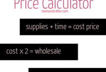 Pricing Goods & Services / Business pricing for both goods and services. How to develop a pricing structure. Pricing formulas.
