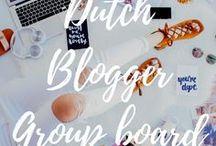Awesome Dutch Bloggers Group Board / Ben jij een Nederlandse blogger/#girlboss die blogt over (geld verdienen met) bloggen, personal development, finance, reizen en meer? Volg dan dit bord (of nog beter: al mijn borden) en stuur me even een berichtje. Dan voeg ik je hier toe en kun je hier je beste pins plaatsen voor andere Dutch Girlbosses.   Er gelden maar twee regels: • Pin alleen Pinterest-pretty vertical posts • Spam niet; af en toe hetzelfde artikel met een nieuwe foto = no problemo, maar 80x hetzelfde is voor niemand leuk.