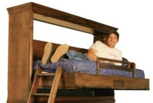 Wilding Bunk Beds / by Wilding Wallbeds