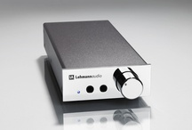 Linear / To get the best out of your headphone you will have to try the Linear headphone amplifier. All Lehmannaudio products are made in Germany.