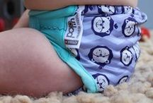 Pop-in Reusable Nappies / Why dispose when you can Pop-in?