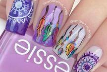 Uñas / Decora tus uñas para cada ocación. / by Brenda Ortega