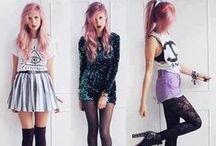 Moda / Diferentes outfits para estar siempre a la moda. / by Brenda Ortega