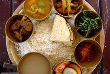 Traditional Nepali Cuisine