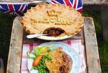 Traditional English Cuisine