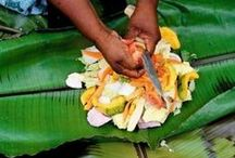 Traditional South Pacific Island Cuisine