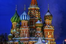 Traveling Russia