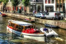 Traveling the Netherlands