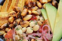 Traditional Ecuadorian Cuisine