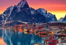 Traveling Norway