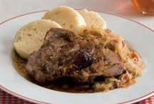 Traditional Czech Cuisine