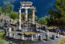 Traveling Greece