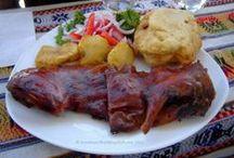Traditional Peruvian Cuisine
