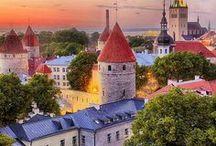 Traveling Estonia