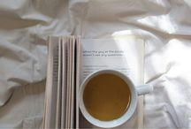 Get Lost in Literature / Great books that are paired beautifully with our teas for the inquisitive intellect!